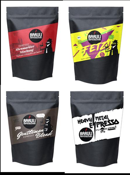 Baruli Espresso Probierpaket