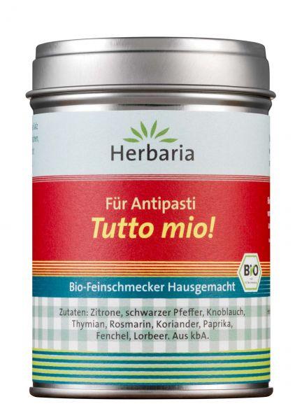 """Bio Antipasti-Gewürzmischung """"Tutto mio"""""""