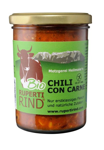 Bio Chili con Carne 400ml