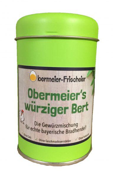 """Brathendl Gewürzmischung """"Würziger Bert"""""""