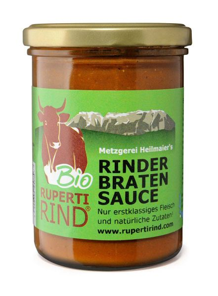 Bio Rinderbraten Sauce 390ml