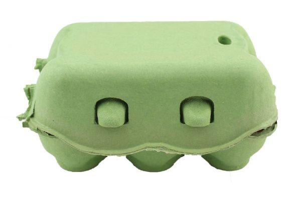 1 Stück 6er Eierschachteln S - XL Omni-Pack Swing verschiedene Farben