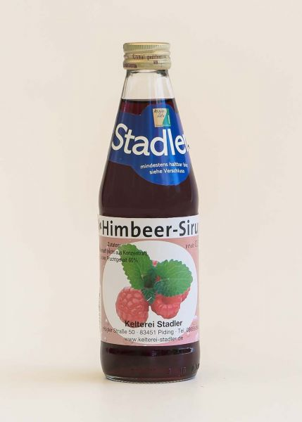Himbeer Sirup 0,33l