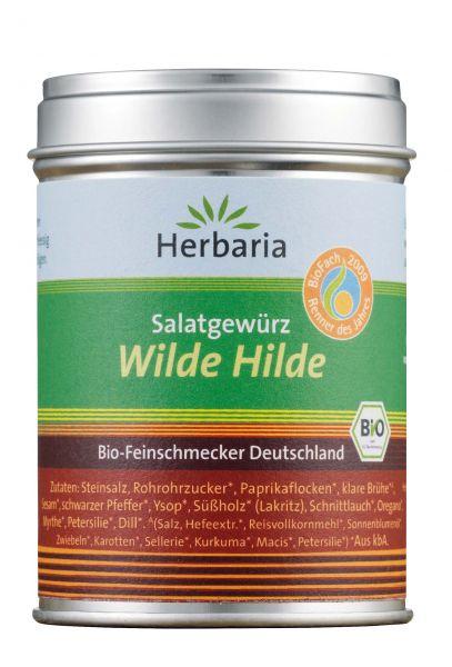 "Bio Salat Gewürzmischung ""Wilde Hilde"""
