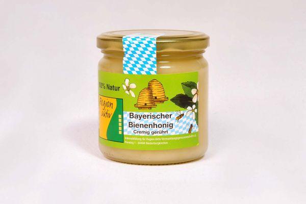Bayerischer Bienenhonig cremig 500g
