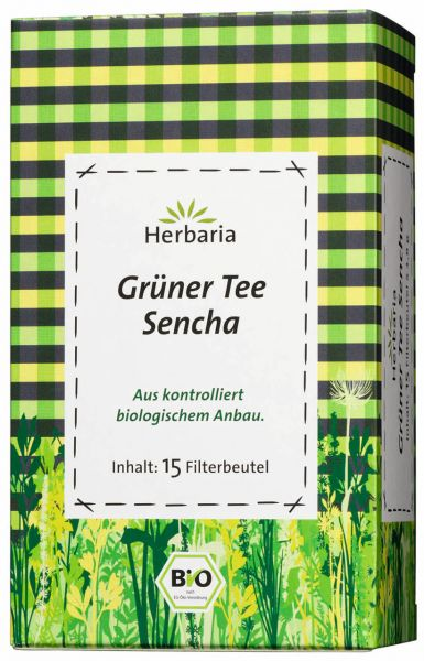 Bio Grüner Tee Sencha