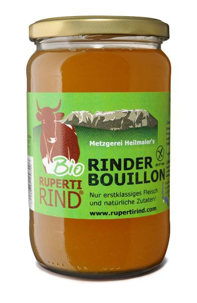 Rinderbouillon naturtrüb 690ml