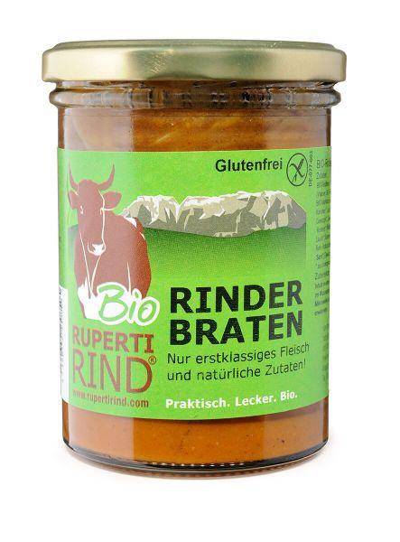 Bio Rinderbraten 410ml