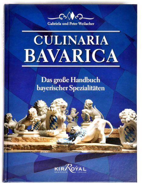"Schmankerl Buch ""Culinaria Bavarica"""