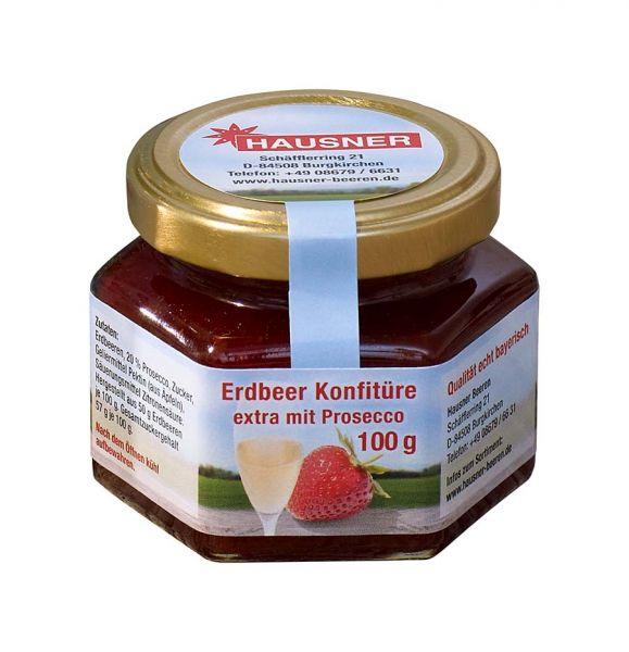 Erdbeere Saisonkonfitüre (versch. Sorten) 100g