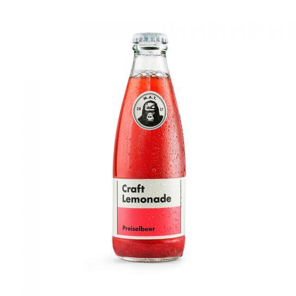 M.A.T. Craft Lemonade - Preiselbeer