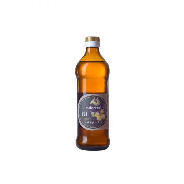 Leindotteröl, nativ und kaltgepresst 0,5l