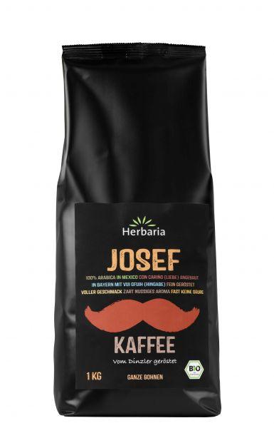 Bio Josef Kaffee ganze Bohne 1,0kg