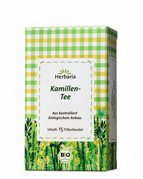 Bio Kamillenblüten-Tee