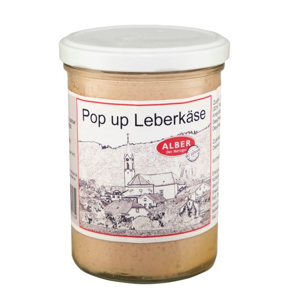 Pop up Leberkäse