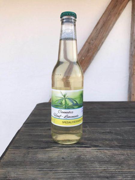 Cannabis-Hanf Limonade 0,33l