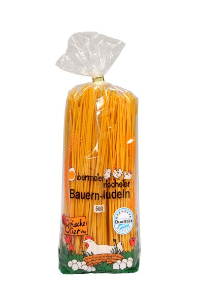 Frisch-Ei-Nudeln Spagetti