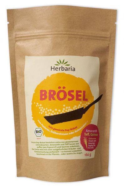 Bio Pop Brösel (Amaranth, Teff, Quinoa)